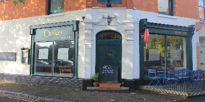 Ostlers Restaurant